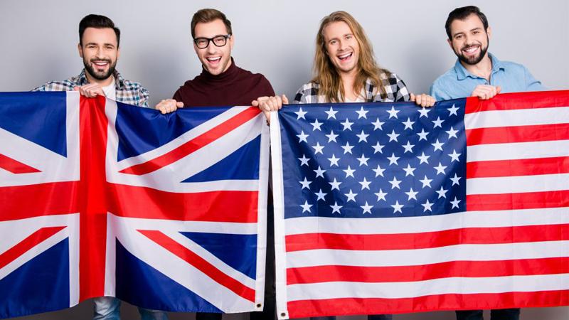 تفاوت انگلیسی بریتانیا و آمریکا