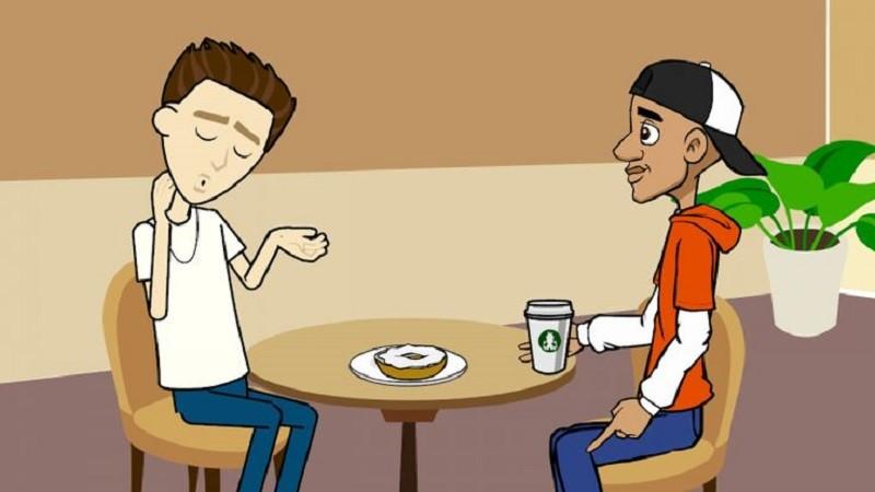 نمونه متن مکالمه انگلیسی بین دو دوست